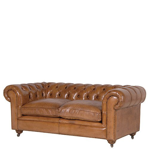 Chesterfield 2 Seater HSI Hotel Furniture