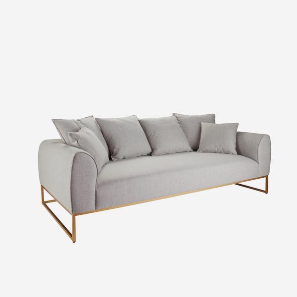 Avery sofa in grey