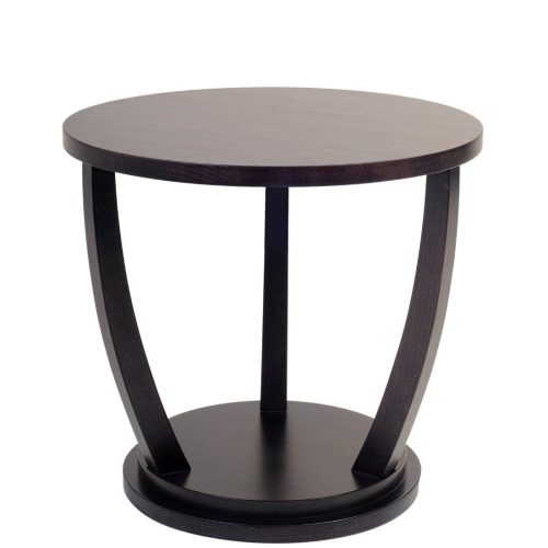 Beaumont Round Hotel Side Table