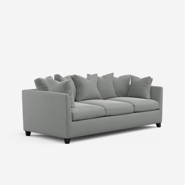 Grey Bloomsbury sofa