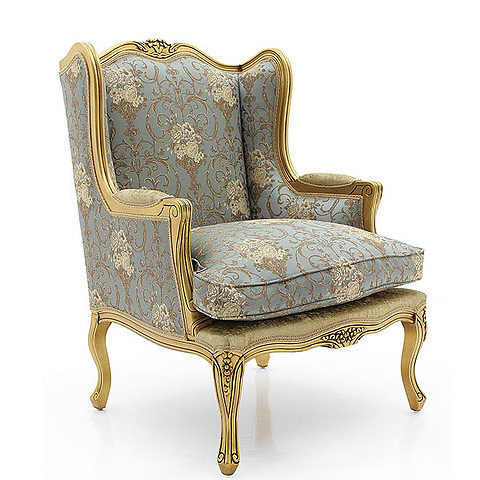 Brianzola Wingback Chair