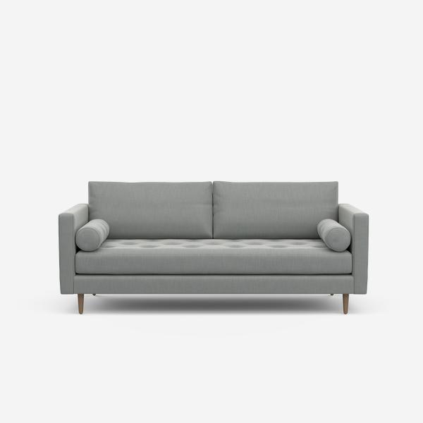 Grey Brindle sofa