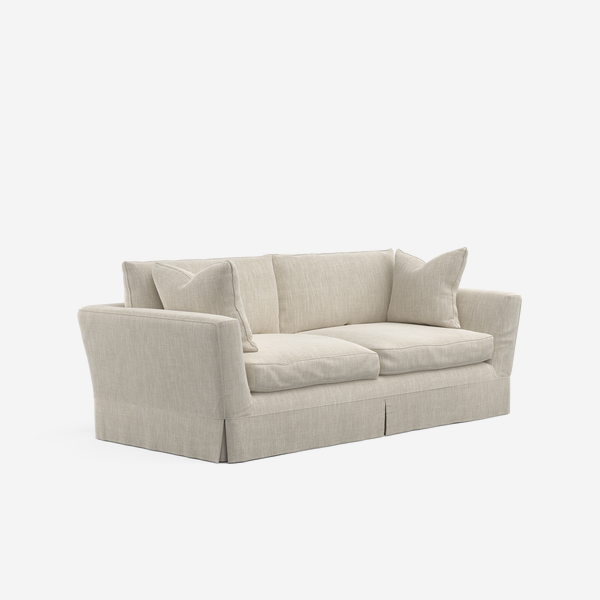 White Cadogan sofa