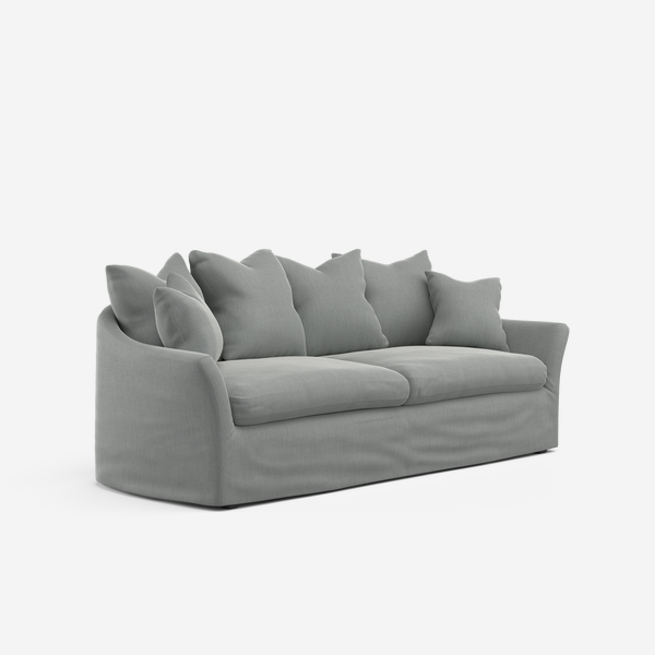 Clementine sofa in grey