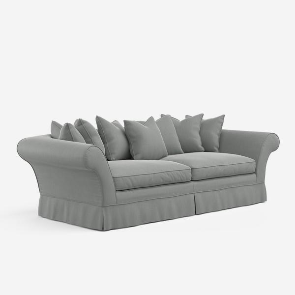Grey Egerton sofa