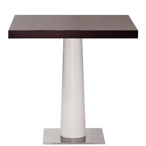 Elegante LC pedestal table