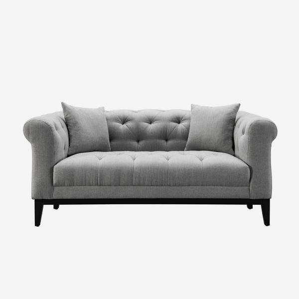Small grey Fiorella sofa