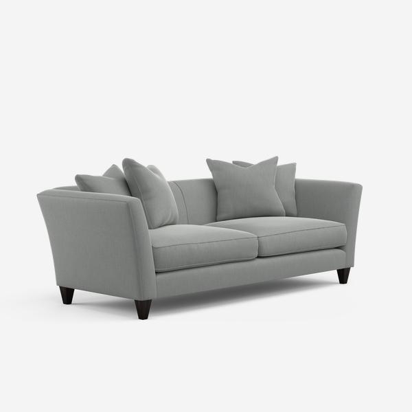 Grey Hannis sofa
