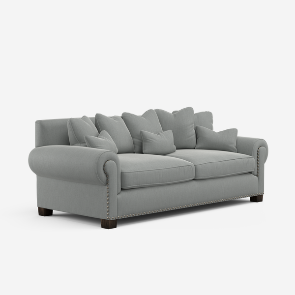 Grey Hanover sofa