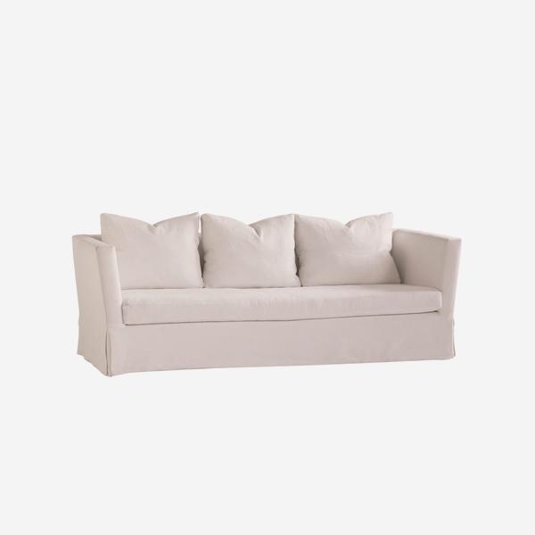Knoles sofa in white