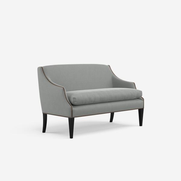 Grey Leto sofa
