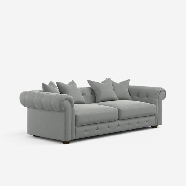 Grey Nickleby sofa