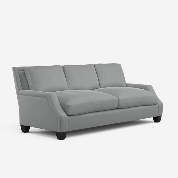 Pall Mall sofa in grey