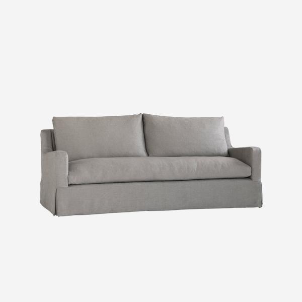 Runaway sofa in grey