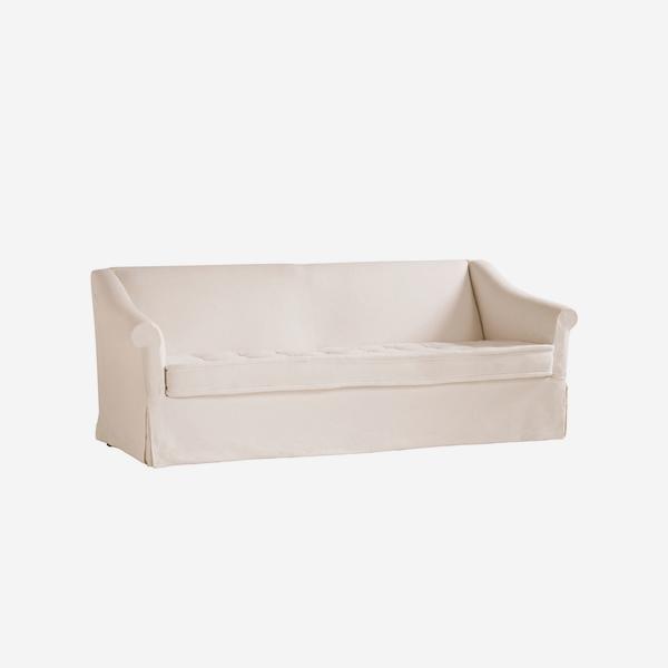 Tessa sofa in white