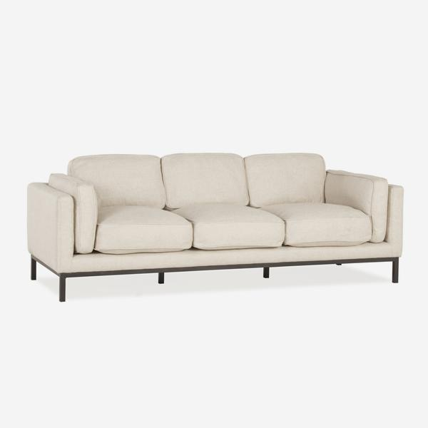 Three seater Vox sofa