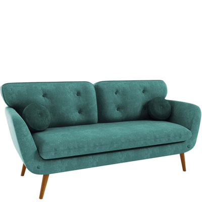 Alta three seater sofa