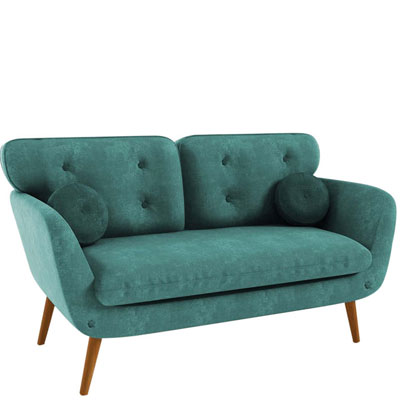 Alta two seater sofa