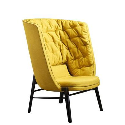 Cleo high back chair
