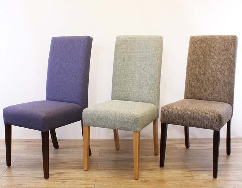 Bespoke hotel dining chairs
