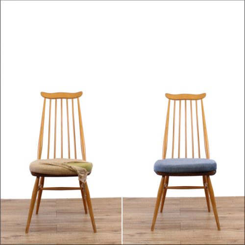 Ercol chair reupholstery