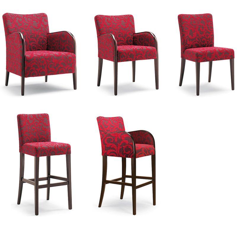 Grace Seating Range