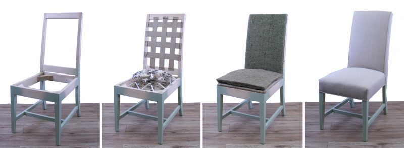 hotel and restaurant bespoke chair manufacture