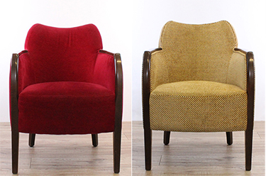 Reupholstery - Tub Chairs