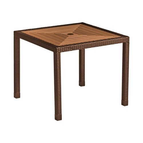 Lanzo square dining table