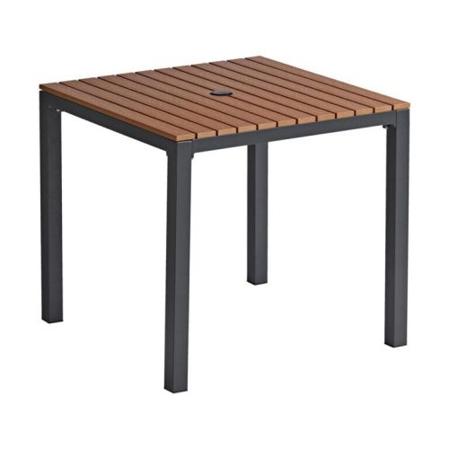Likewood square dining table