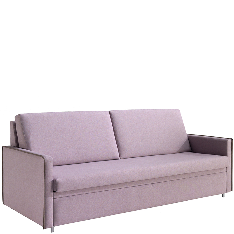 Lilac sofabed