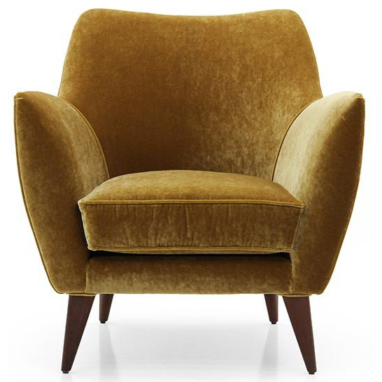 Hotel lounge chair - Melba