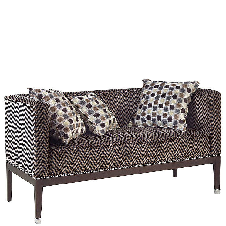 Cube Two Seater Sofa