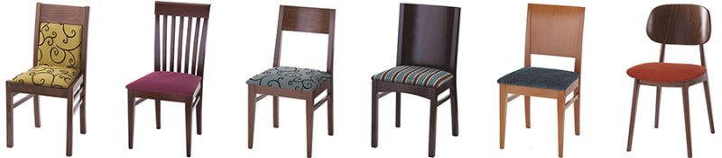 new hotel dining chair range