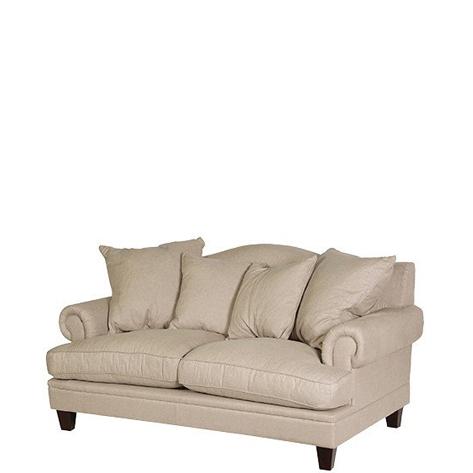 Portland 2 seater hotel sofa