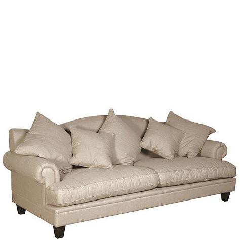 Portland 3 seater hotel sofa