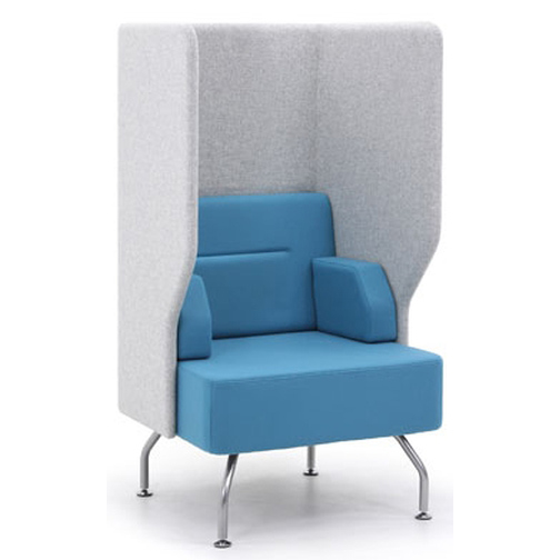Single Booth - Brix-Up with cushions