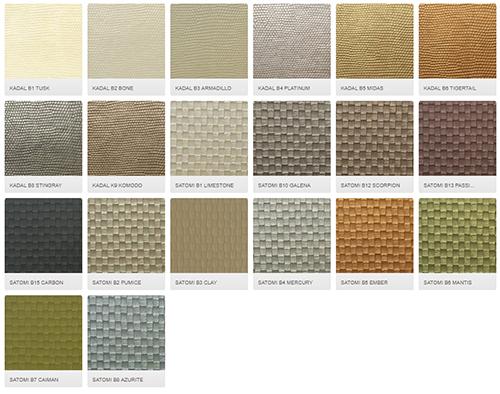 Bakau colour palette