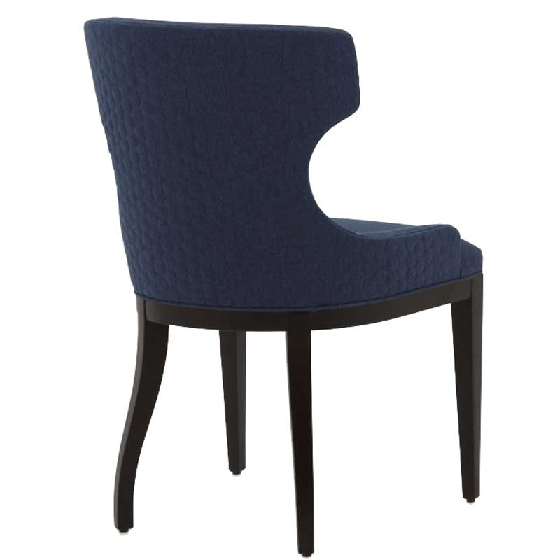 Teresa Hotel Side Chair - rear view
