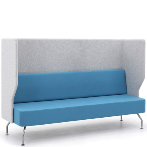 Three seater booth Brix-Up