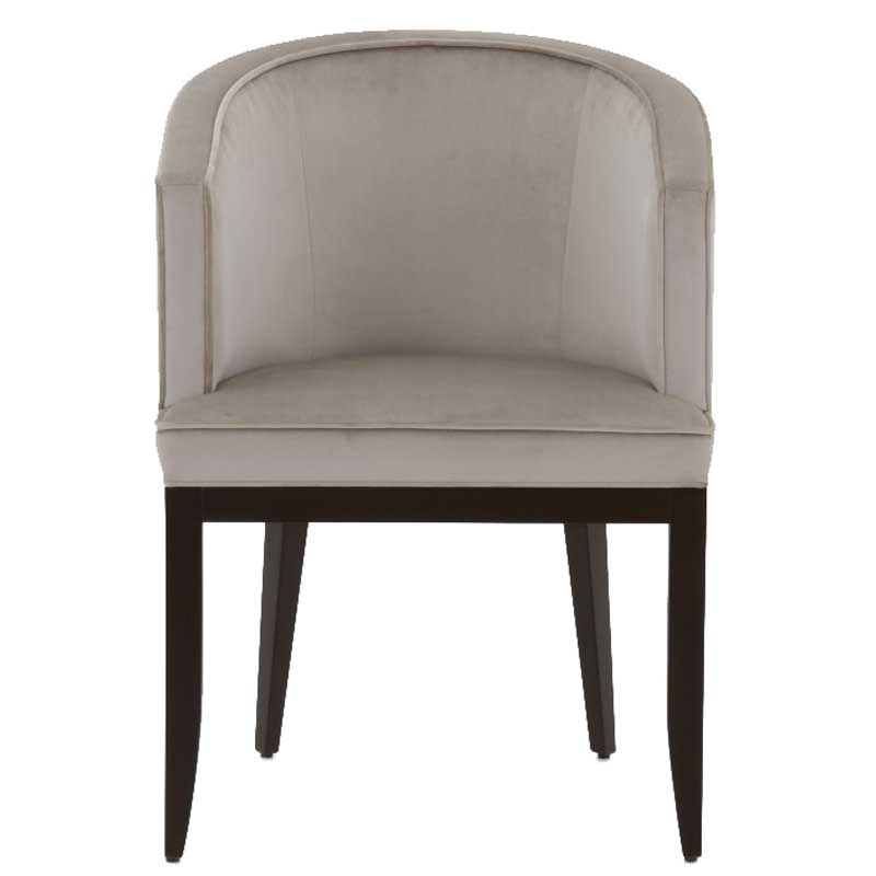 Toyah hotel tub chair - front view