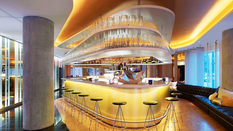 W London Bar